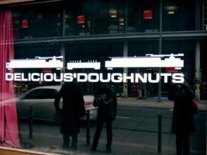delicious doughnuts