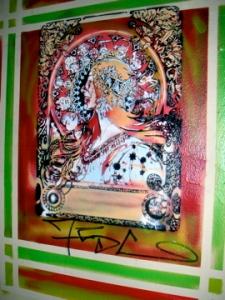 les arts - colour shock