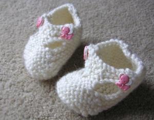 Babyschuhe (Foto von Anne Norman)