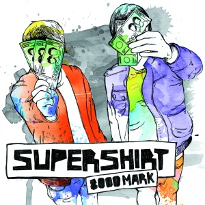 Cover Supershirt (Artwork © Sandra Greiling & Annika Janssen (weareyawn.com)